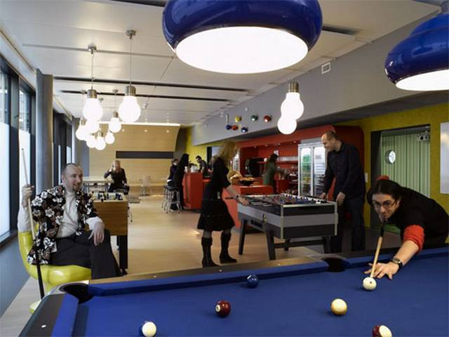 Google Office in Zurich 12