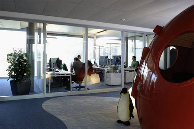Google Office in Zurich 17