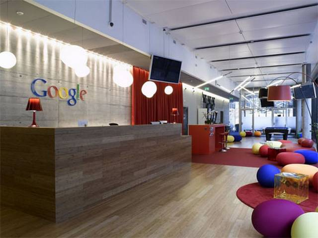 Google Office in Zurich 2
