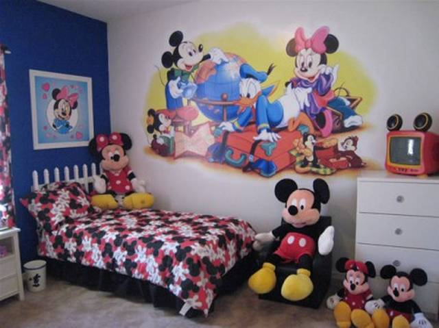 Disney Kids Room Decor 6