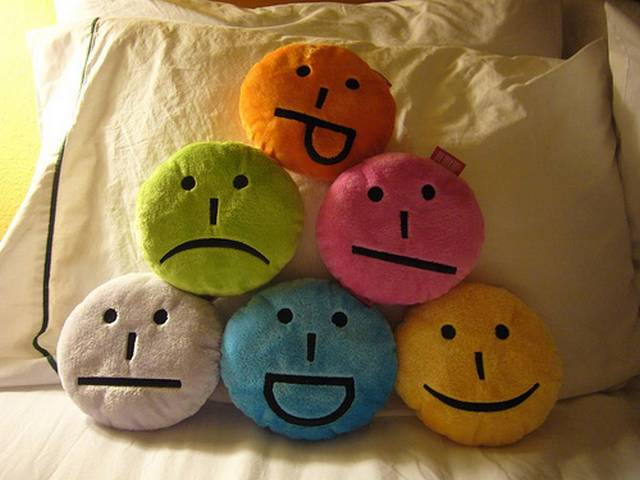 Emotion Pillow