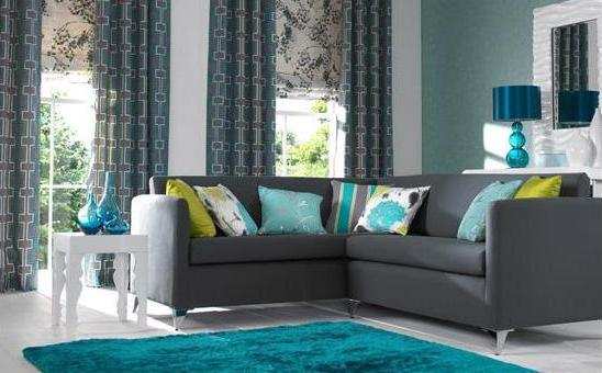 The ideas modern curtain for your perfect living room - Modern curtain ideas for living room ...