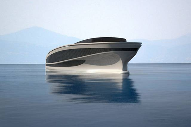 Design Hermes Luxury Yacht2