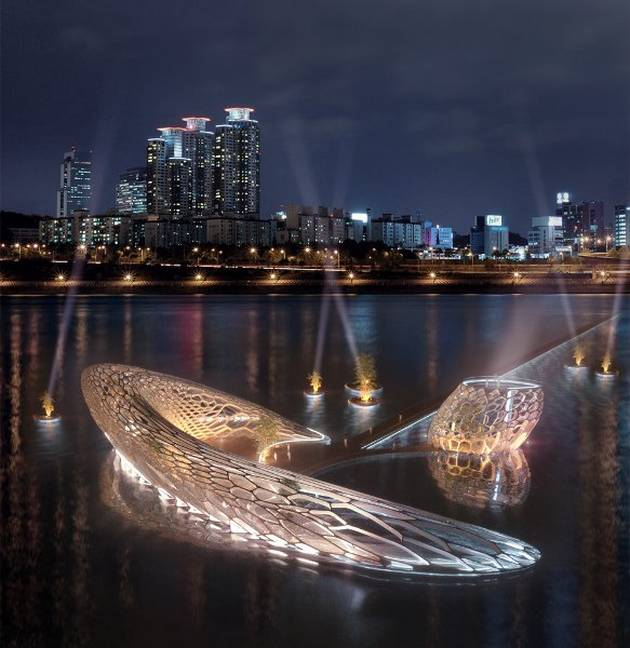 Draft Center Dancing Water Pavilion in Seoul3