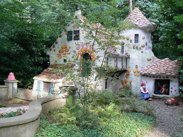 Fabulous fairy tale home design and stuff for Hansel and gretel house plans