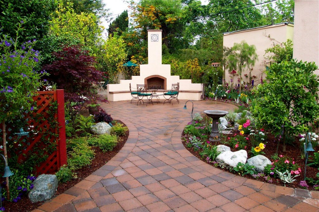 Patio Images Fair With Patio Garden Ideas Images
