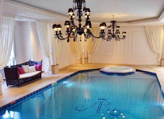 indoor pool design
