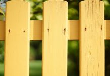 home fence ideas