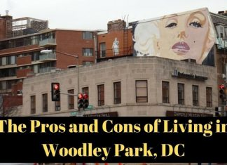 Living in Woodley Park, DC