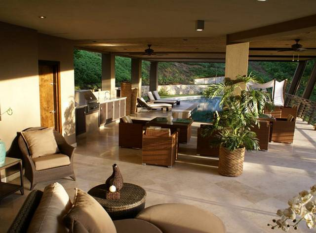 Amazing Courtyard Homes In Costa Rica6