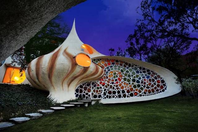 Nautilus House1