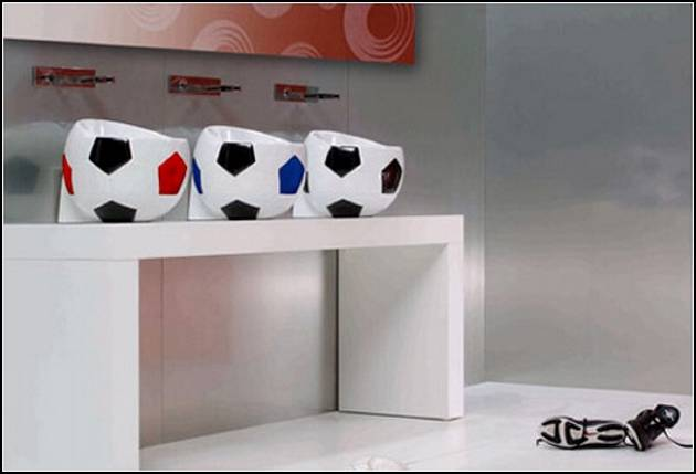 Household Items Creativity On The Soccer Theme6