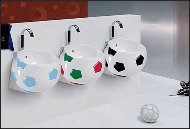 Household Items Creativity On The Soccer Theme7