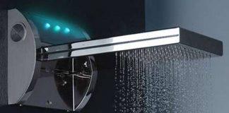 Strangest Shower