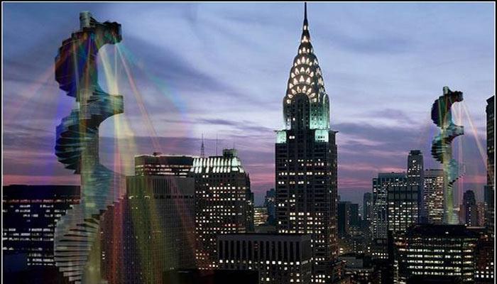Huge-Building-In-New-York