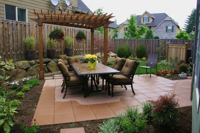 Fabulous Small Backyard Patio Landscaping Ideas 700 x 467 · 63 kB · jpeg