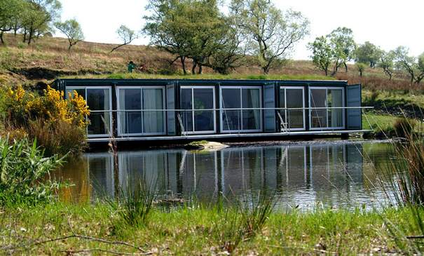 The Shipping Containers As Your Home