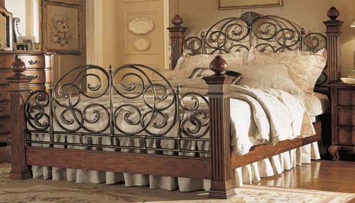 Should You Choose A Wooden Leather Or Metal Bed