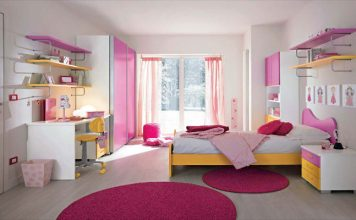 bedroom-for-princess
