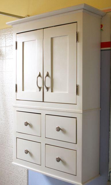 Bathroom Wall Cabinets Top 13 Creative Ideas
