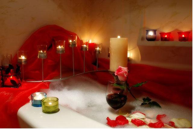 Refreshing Bath