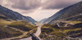 black mountain road