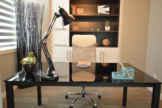 A-Modish-Desk-Nook