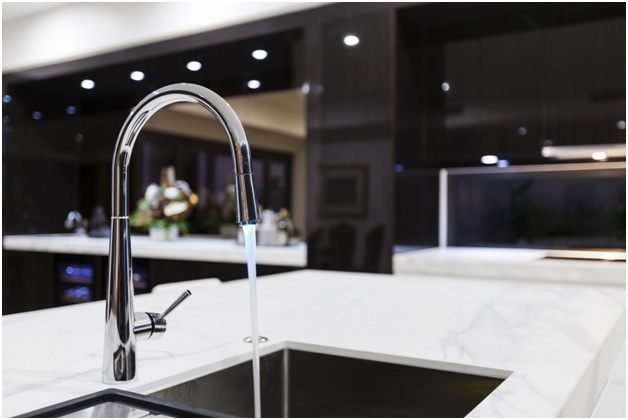 water efficient faucets
