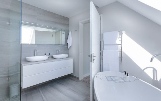 upgrading your bathroom