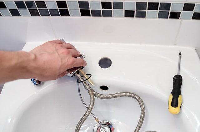 repair water leaks