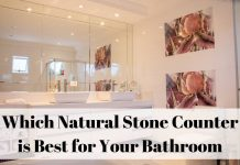 Natural Stone Counter