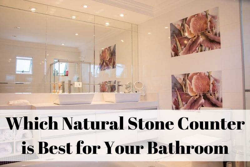 Natural Stone Counter