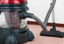 Quiet Vacuum Cleaner