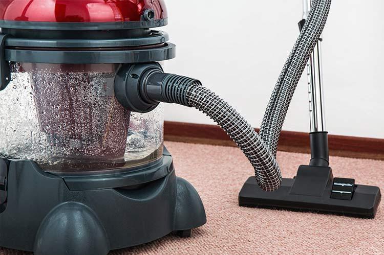 Quiet Vacuum Cleaner