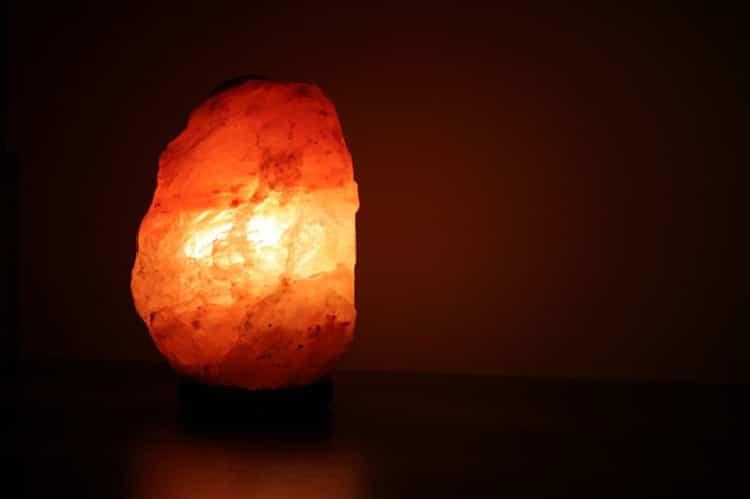 Your Himalayan Salt Lamp