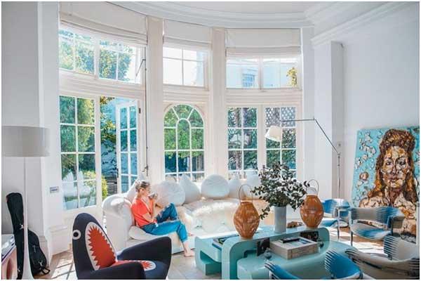 Narrow lot homes have innovative designs